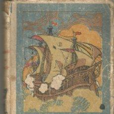Libros antiguos: 12 NOVELAS DE EMILIO SALGARI. EDITORIAL CALLEJA. AÑOS 30.. Lote 50583718