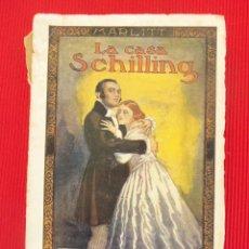 Libros antiguos: LA CASA SCHILLING - EUGENIA MARLITT. Lote 50891273