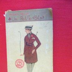 Libros antiguos: UN POLLITO 'BIEN' - JOAQUÍN BELDA. Lote 50919512