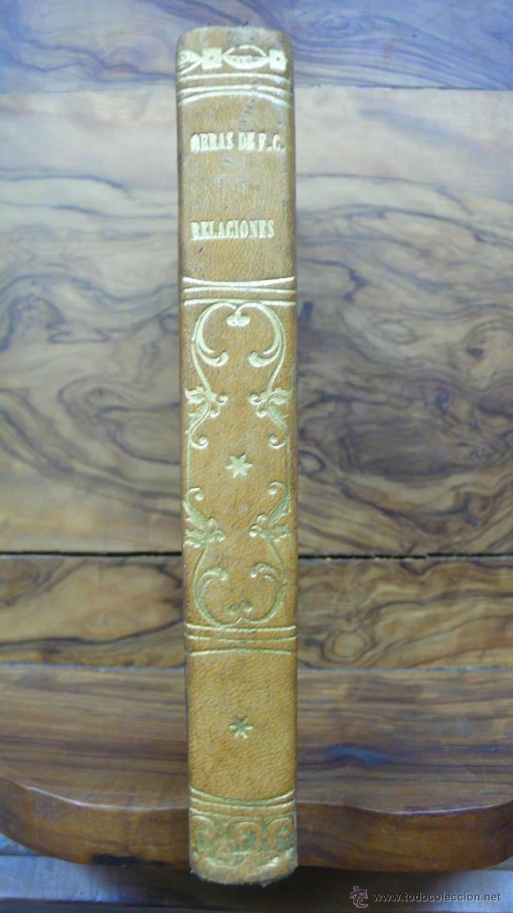 CALLAR EN VIDA Y PERDONAR EN MUERTE. RELACIONES. FERNAN CABALLERO. 1861. 2 TOMOS EN 1 VOLUMEN. (Libros Antiguos, Raros y Curiosos - Literatura Infantil y Juvenil - Novela)