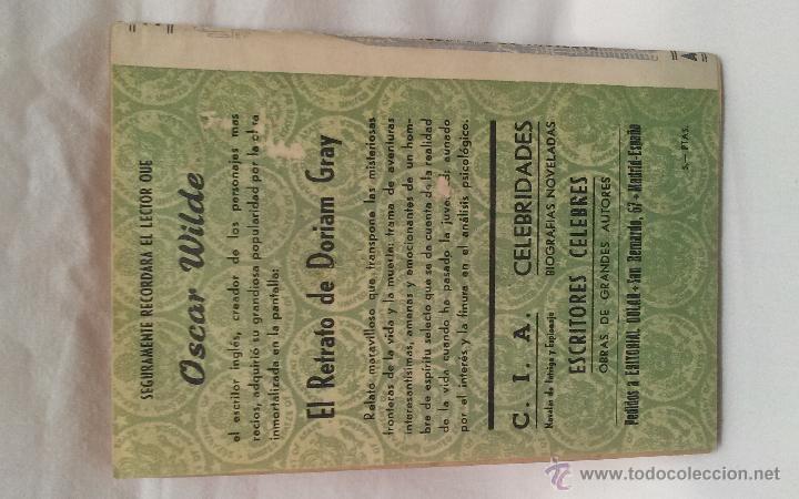 Libros antiguos: LIBRO - TARTARIN DE TARASCON - ALFONSO DAUDET - EDITORIAL DOLAR - AÑO 1952 - Foto 2 - 51052541