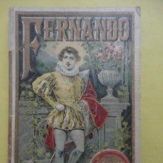 Libros antiguos: FERNANDO. SCHMID.. Lote 51418178