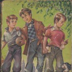 Libros antiguos: EDMUNDO DE AMICIS - CORAZÓN V. Lote 51445237