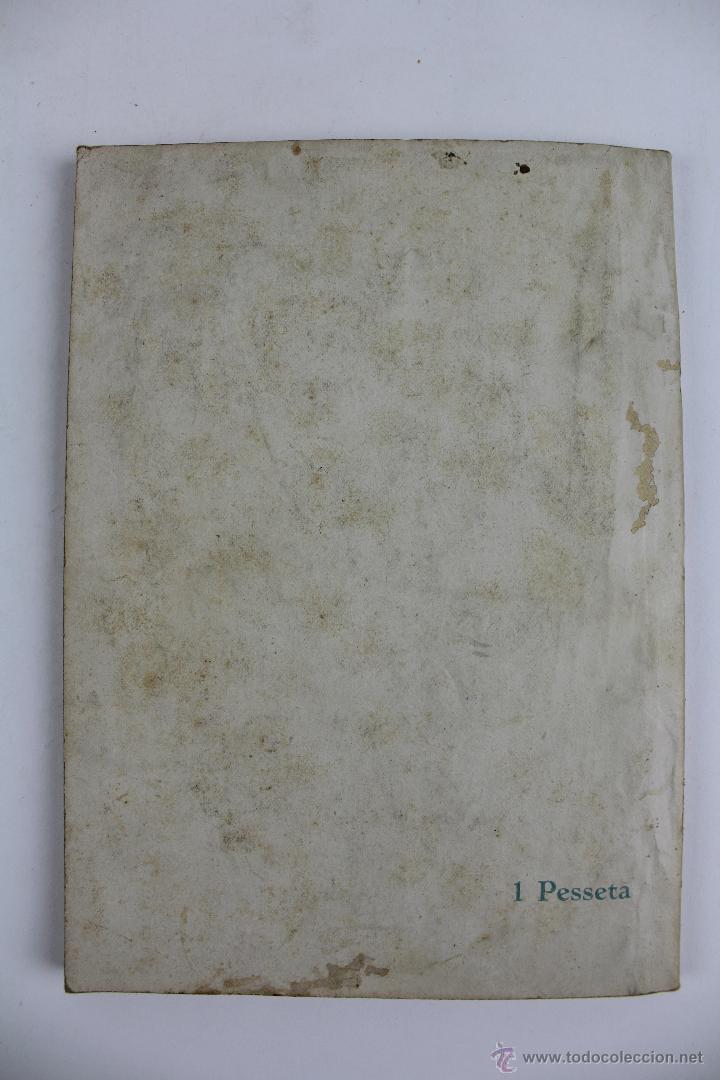 Libros antiguos: COM-176. UN RAM A LA FINESTRA. JOSEP MIRACLE. EDITORIAL BAGUÑA 1932 - Foto 3 - 51708801
