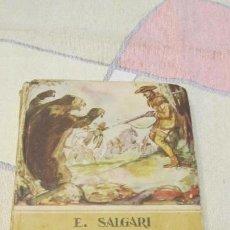 Libros antiguos: M69 LIBRO EL REY DE LOS CANGREJOS EDITORIAL CALLEJA COLECCION NOVELAS DE AVENTURAS E. SALGARI. Lote 52311791