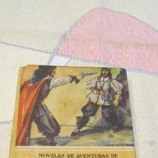 Libros antiguos: M69 LIBRO HONORATA DE WAN-GULD EDITORIAL CALLEJA COLECCION NOVELAS DE AVENTURAS E. SALGARI. Lote 52311811