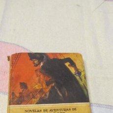 Libros antiguos: M69 LIBRO EL CORSARIO NEGRO EDITORIAL CALLEJA COLECCION NOVELAS DE AVENTURAS E. SALGARI. Lote 52311893