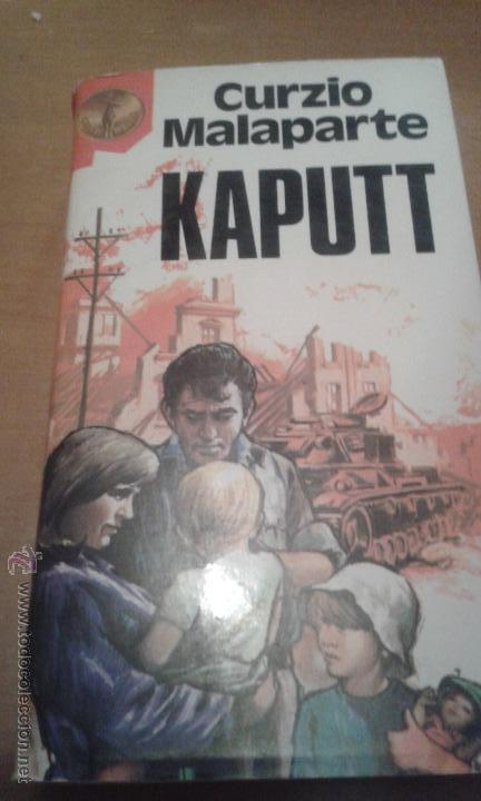 KAPUTT (Libros Antiguos, Raros y Curiosos - Literatura Infantil y Juvenil - Novela)