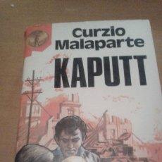 Libros antiguos: KAPUTT. Lote 57314744