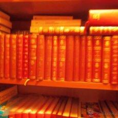 Libros antiguos: BALZAC-LA COMEDIA HUMANA ---30 TOMOS-OBRA COMPLETA--. Lote 52760905