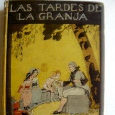 Libros antiguos - LAS TARDES DE LA GRANJA BIBLIOTECA PERLA SATURNINO CALLEJA DUCRAY DUMINIL - 52841994