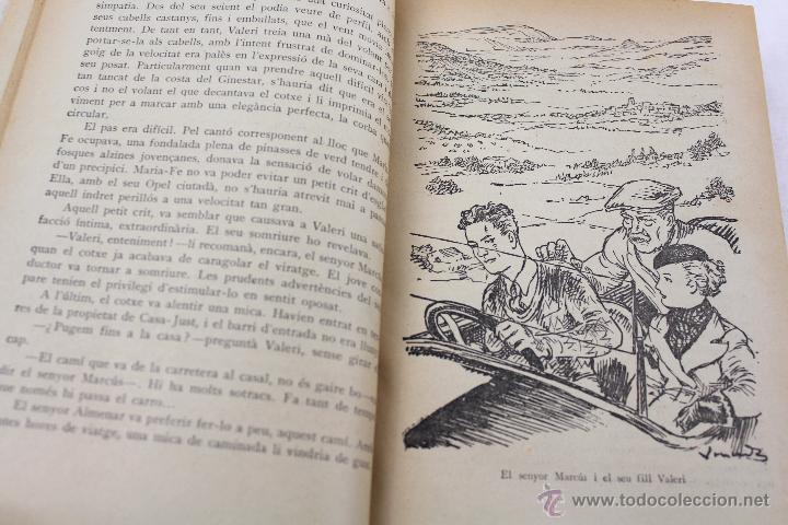 L-2729. LA SENYORETA DE CASA-JUST NOVEL.LA PER JOSEP Mª FOLCH I TORRES. ED. JOSEP BAGUÑÁ 1935 (Libros Antiguos, Raros y Curiosos - Literatura Infantil y Juvenil - Novela)