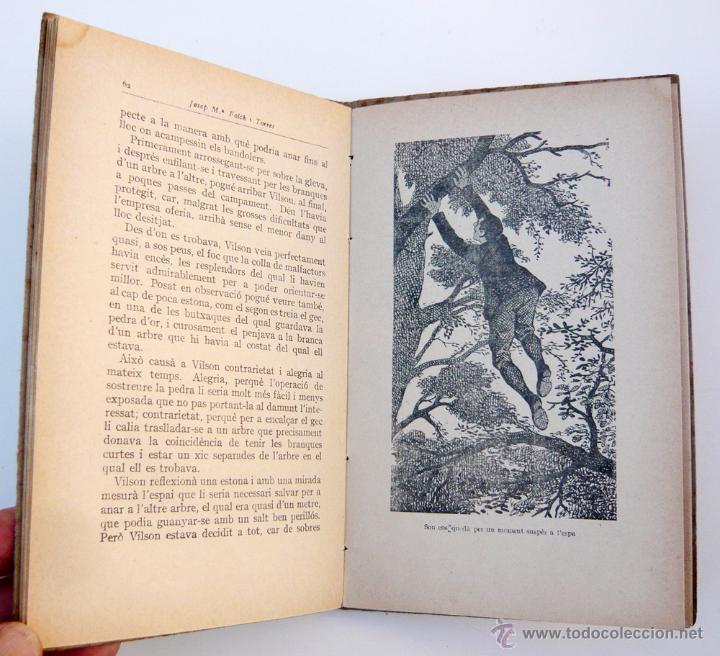 Libros antiguos: AVENTURES DE GRAZIEL / J.M. FOLCH I TORRES / IMP. ELZEVIRIANA / 1ª ED. / ILUSTRADO X OPISSO / RARO - Foto 6 - 53695212