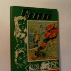 Libros antiguos: EL ANILLO DE DIAMANTES. FINN FRANCISCO. 1925. COLECCIÓN FINN. Nº 18. Lote 54686923