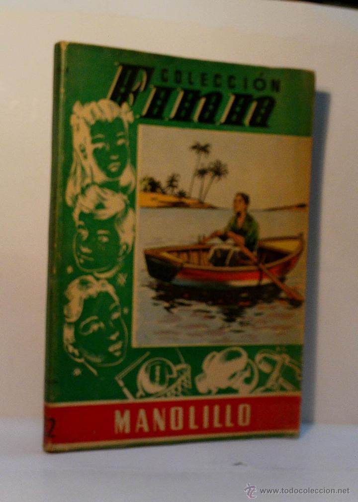 MANOLILLO. FINN FRANCISCO. 1923. COLECCIÓN FINN. Nº22 (Libros Antiguos, Raros y Curiosos - Literatura Infantil y Juvenil - Novela)