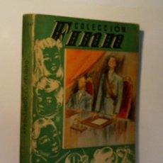 Libros antiguos: AFRONTANDO EL PELIGRO. FINN FRANCISCO. 1924. COLECCIÓN FINN. Nº 4. Lote 54687023