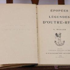 Libros antiguos: 6331 - 5 EJEM. COLLECTION DE CONTES ET LEGENDES DE TOUS LES PAYS.(VER DESCRIP.) 1914/1925.. Lote 49519928