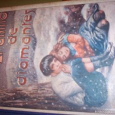 Libros antiguos: EL ANILLO DE DIAMANTES - P. FRANCISCO FINN, S.J. - NARRACIONES ESCOLARES 1925. Lote 55303278
