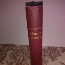 Libros antiguos: AÑOS DE JUVENTUD DEL DR.ANGÉLICO. Lote 56223396