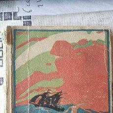 Libros antiguos: EL BUQUE MALDITO TOMO I- EDIT. SATURNINO CALLEJA- E. SALGARI- ILUSTRADOR FENAGOS. Lote 56260357