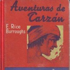 Libros antiguos: BURROUGHS, EDGAR RICE: TARZAN EL TERRIBLE. BARCELONA, GUSTAVO GILI 1928. Lote 56303821