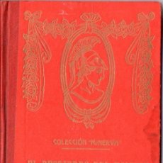 Libros antiguos: RAMÓN POMÉS : EL DESTIERRO DEL HOMBRE (PERELLÓ Y VERGÉS, C. 1920). Lote 57042838
