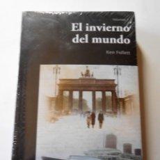 Libros antiguos: EL INVIERNO DEL MUNDO KEN FOLLET VOLUMEN 1. Lote 57722814