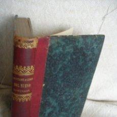 Libros antiguos: CAMPE: CONTINUACION A LA HISTORIA MORAL DEL NUEVO ROBINSON 1835. Lote 57841311