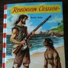 Libros antiguos: ROBINSON CRUSOE-DANIEL DEFOE,Nº2. Lote 61064947