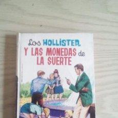 Libros antiguos: LOS HOLLISTER TORAY. Lote 61800700
