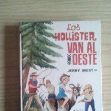 Libros antiguos: LOS HOLLISTER TORAY. Lote 61800924