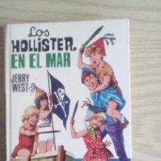 Libros antiguos: LOS HOLLISTER TORAY. Lote 61803104