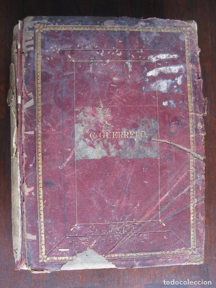 DON QUIJOTE DE LA MANCHA EDICIÓN MDCCCLXXXIII (Libros Antiguos, Raros y Curiosos - Literatura Infantil y Juvenil - Novela)