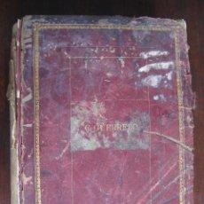 Libros antiguos: DON QUIJOTE DE LA MANCHA EDICIÓN MDCCCLXXXIII. Lote 61804856