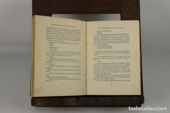 Libros antiguos: 4734- LES AVENTURES DU ROI PAUSOLE. PIERRE LUOŸS. EDIT. H. PIAZZA. 1939. - Foto 2 - 43677722