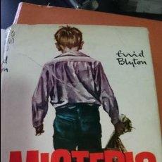 Libros antiguos: MISTERIO DEL EXTRAÑO HATILLO - ENID BLYTON. Lote 68361665