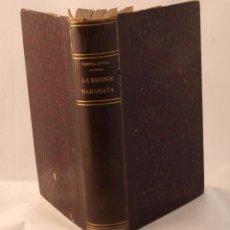 Libros antiguos: ESFINGE MARAGATA 2º EDICCION. Lote 71466027