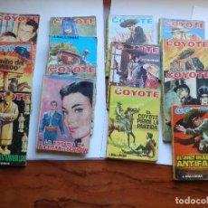 Libros antiguos: NOVELAS DEL COYOTE EDIC. CID 1963. Lote 71610583