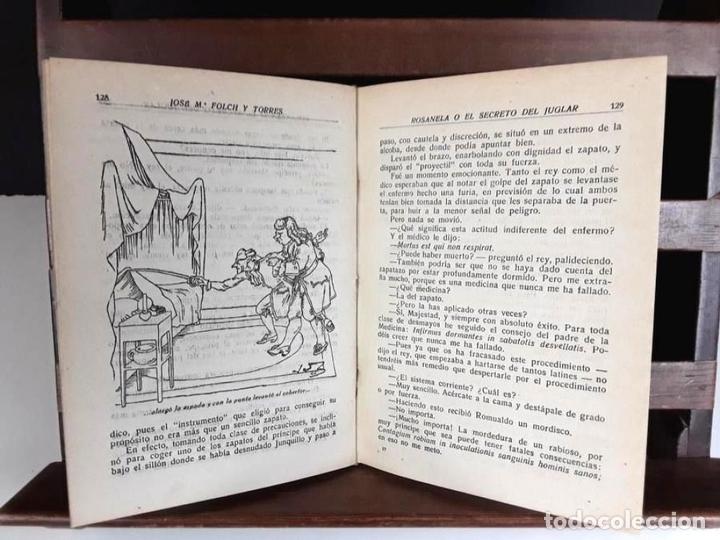 Libros antiguos: 8305 - BIBLIOTECA PATUFET. 8 VOLUM. FOLCH I TORRES. (VER DESCRIP). VV. EDITORIALES. 1922/1946. - Foto 6 - 72995691