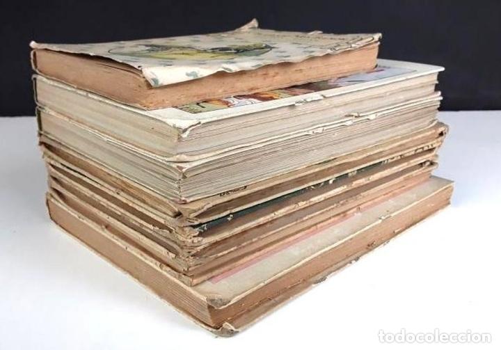 Libros antiguos: 8305 - BIBLIOTECA PATUFET. 8 VOLUM. FOLCH I TORRES. (VER DESCRIP). VV. EDITORIALES. 1922/1946. - Foto 7 - 72995691