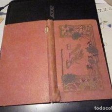 Libros antiguos: EL PEQUEÑO ENRIQUE, POR CRISTOBAL SCHMID, IMPR. LIBR. MONTSERRAT 1911. Lote 73710319