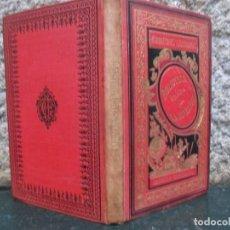Libros antiguos: NARRACIONES LEGENDARIAS - HERMANOS GRIMM - BIBLIOTECA SELECTA JUVENTUD PARIS 1887 + INFO. Lote 262887725