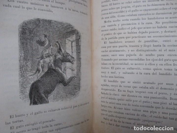 Libros antiguos: NARRACIONES LEGENDARIAS - HERMANOS GRIMM - BIBLIOTECA SELECTA JUVENTUD PARIS 1887 + INFO - Foto 4 - 262887725