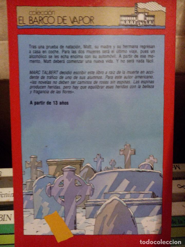 Libros antiguos: CANCION DE LOS PAJAROS MUERTOS. MARC TALBERT. ED. SM EL BARCO DE VAPOR - Foto 2 - 74757147