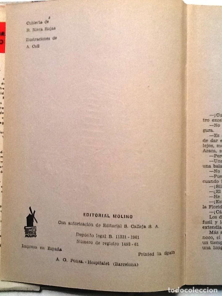 Libros antiguos: LA CIUDAD DEL ORO. 1961 SALGARI - Foto 2 - 76215287