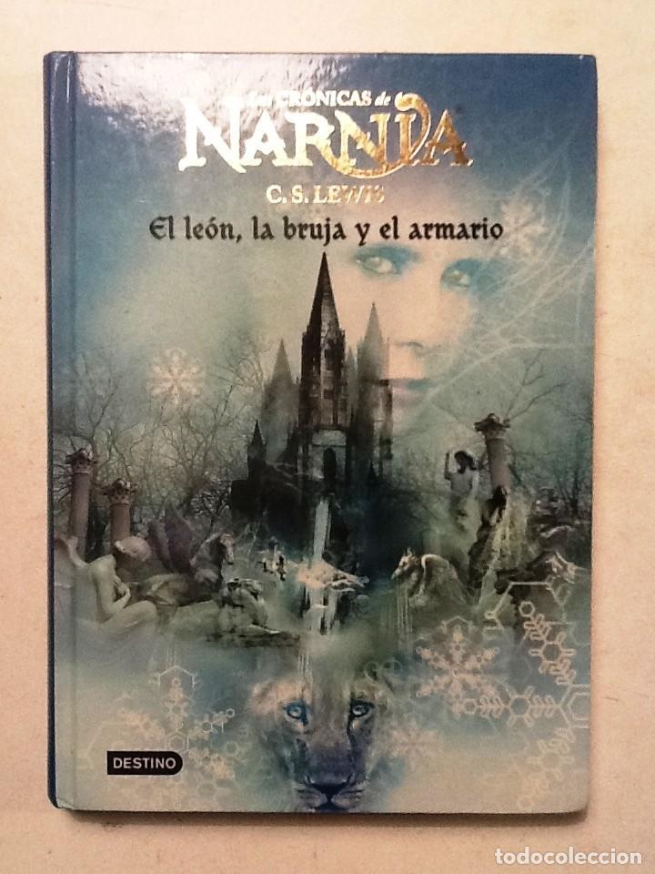 EL LEON, LA BRUJA Y EL ARMARIO. CRONICAS DE NARNIA. C.S. LEWIS (Libros Antiguos, Raros y Curiosos - Literatura Infantil y Juvenil - Novela)