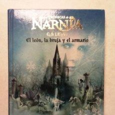Libros antiguos: EL LEON, LA BRUJA Y EL ARMARIO. CRONICAS DE NARNIA. C.S. LEWIS. Lote 76217195