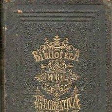 Libros antiguos: SCHMID : EL PEQUEÑO ENRIQUE, SEGUIDO DE LA JOVEN MUDA (1871) . Lote 76369607