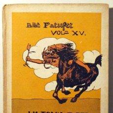 Libros antiguos: FOLCH Y TORRES, J.M. - LLAVERIAS - PER LES TERRES ROGES - BARCELONA 1912 - IL·LUSTRAT PER LLAVERIAS. Lote 76422822