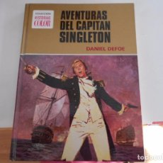 Libros antiguos: AVENTURAS DEL CAPITAN SINGLETON. Lote 76602339